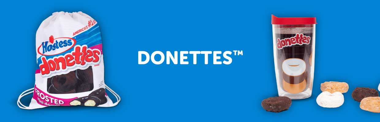 donettes feature